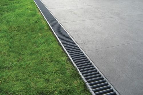 Seamless Drainage